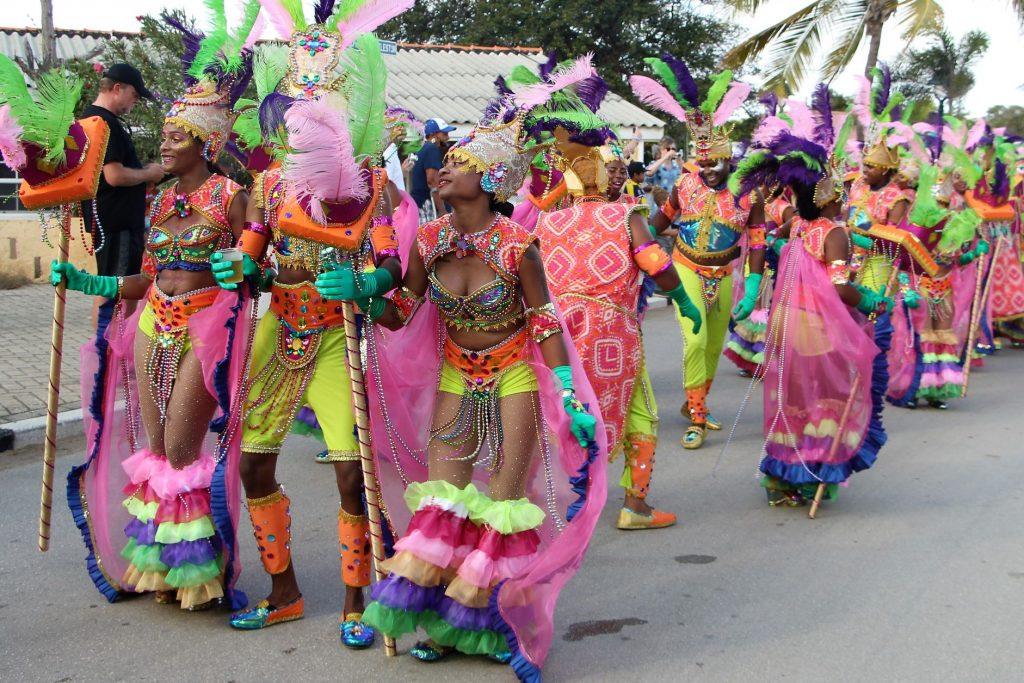 caribbean festivals Bonaire Karnaval