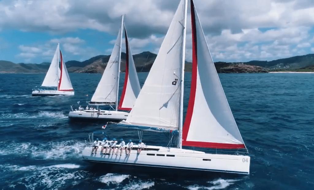 caribbean festivals antigua sailing week