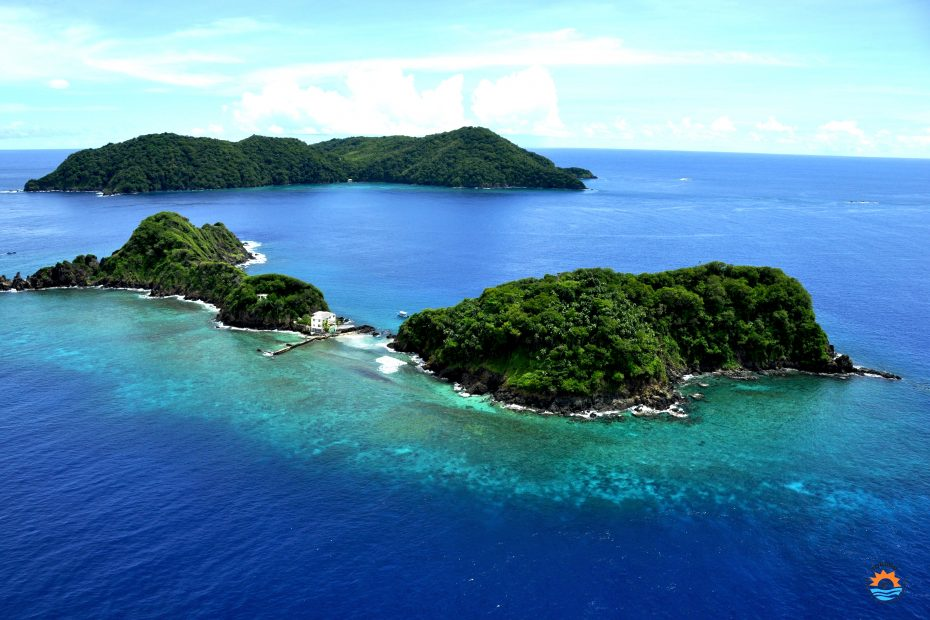 Goat Island and Little Tobago