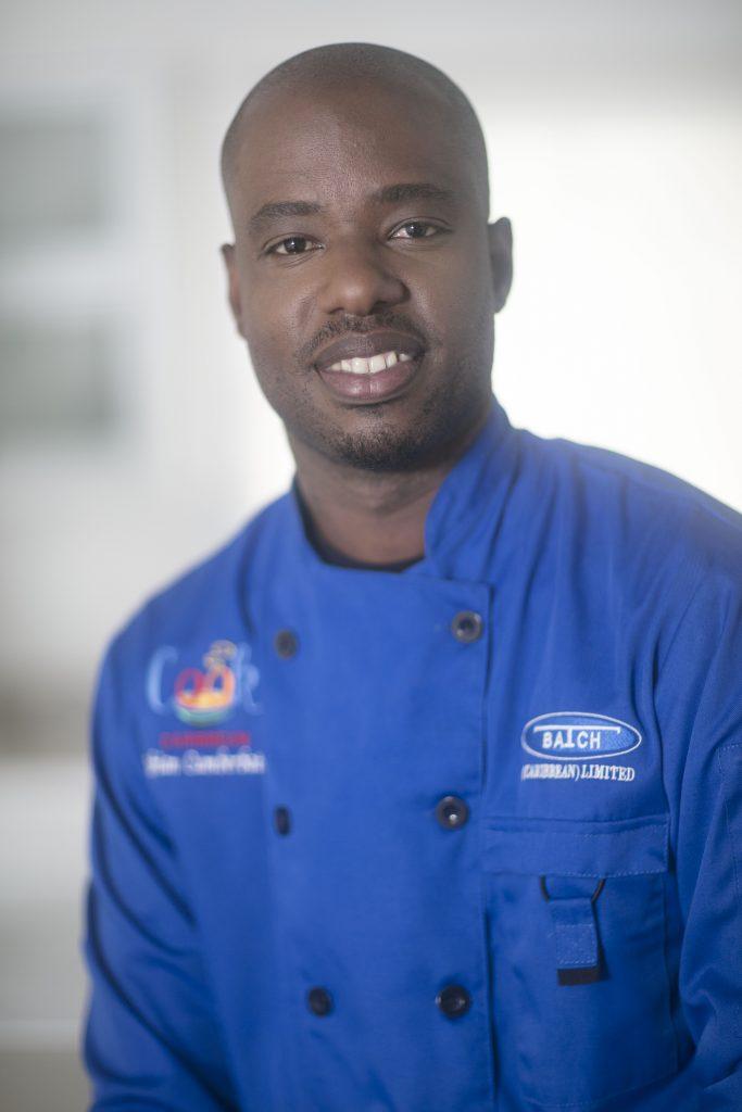 chef adrian cumberbatch
