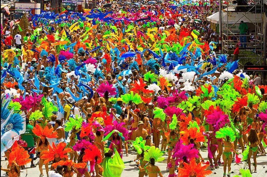 trinidad carnival savannahstage
