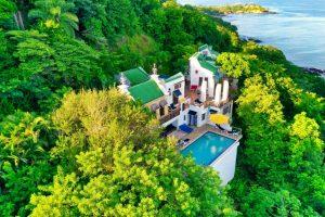 villa being - caribbean vacation