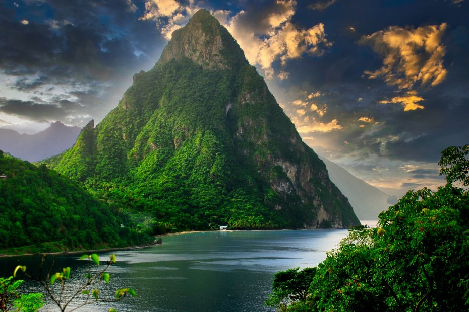 mountains of the caribbean